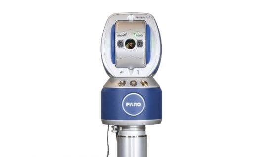 Faro: Laser Tracker