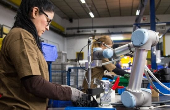 Moving Towards The Future With Industrial Robots