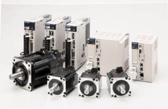 Improving Accuracy With Servomotors And High Speed Network