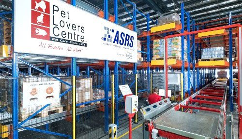 Pet Lovers Centre Achieves 100 Percent Capacity With Körber's Automated Warehouse Solution