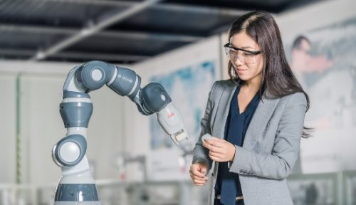 Putting Automation In The Hands Of People With Cobots