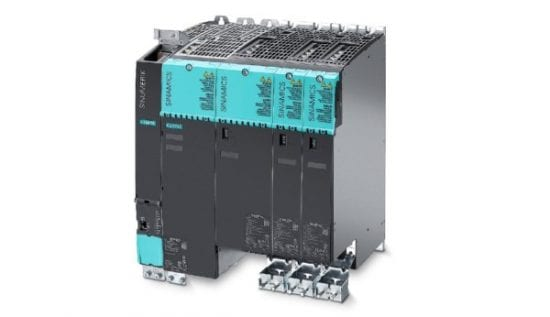 Siemens offers new features in the firmware and hardware for the Sinamics S120 drive system. Operation is made much easier in firmware
